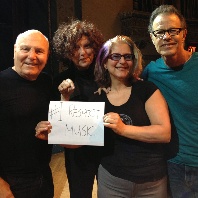 I Respect Music - The Manhattan Transfer - http://www.irespectmusic.org