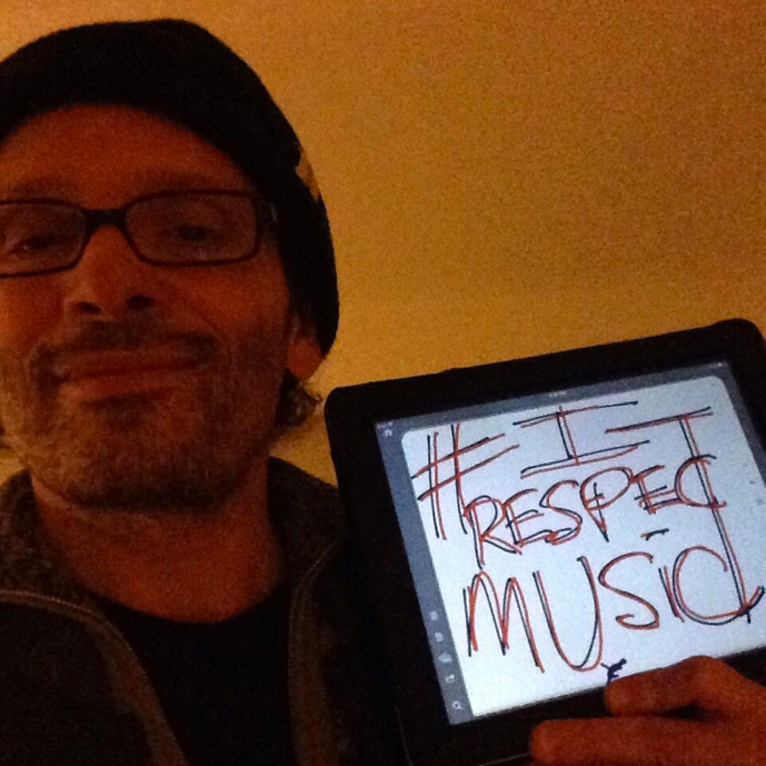 I Respect Music Michael Beinhorn #irespectmusic irespectmusic.org